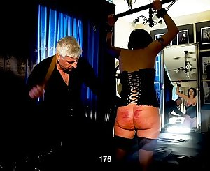Big girl takes on a big Sadism & Masochism challenge