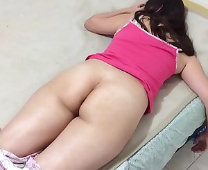 Found My Step Sister Sleeping And Fucked Her