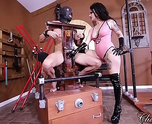 FemDom Queen Loves To Inflict Punishment