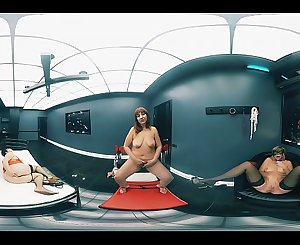 Roolons.com - You are the Boss Virtual Reality 360 BDSM!