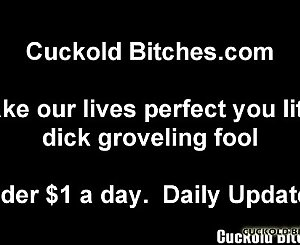 You are going to be my fresh cuckold slave boy